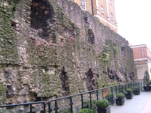 The Wall at Cooper's Row