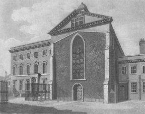 The Rolls Chapel 1800