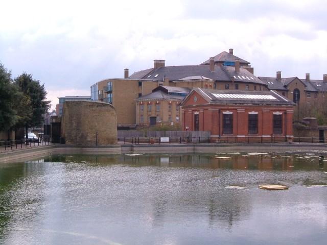 The Hermitage basin