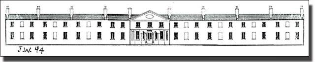 St Martin's almshouses in Bayham Street