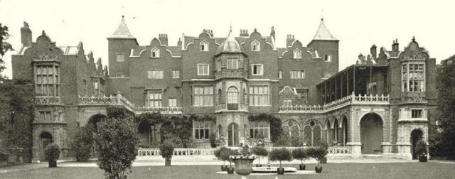 Holland House, 1896, by H N King
