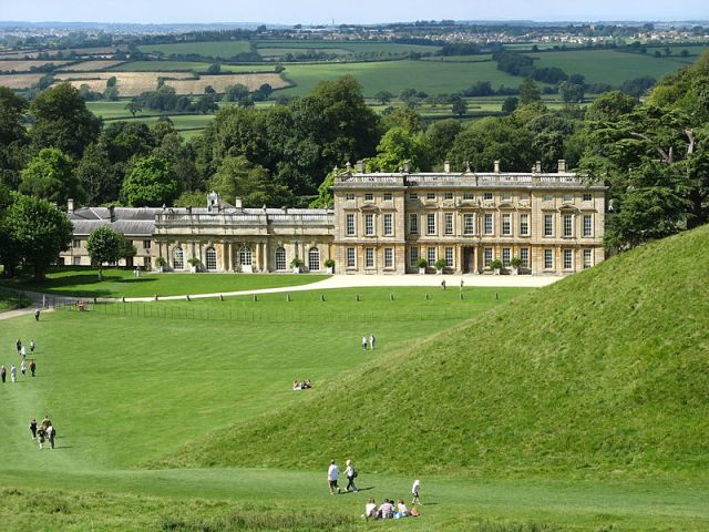 Dyrham Park, John Trotter's country seat