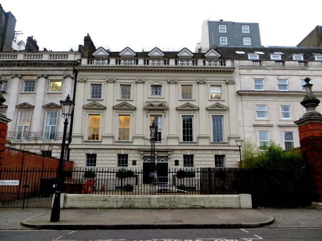 Lindsey House, Lincoln's Inn Fields