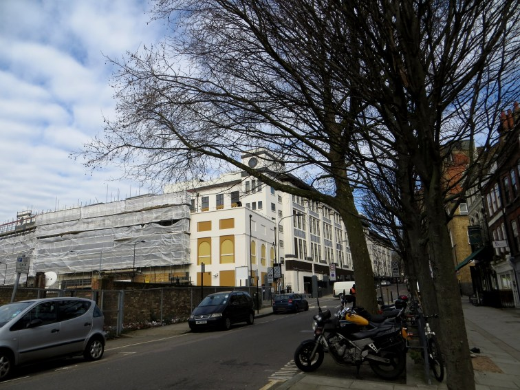 Mount Pleasant sorting office
