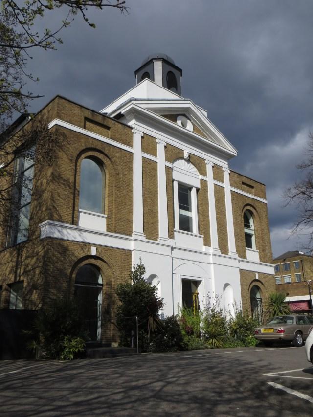 Grimaldi House (St James's, Pentonville)