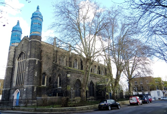 Holy Trinity Church, Cloudesley Square