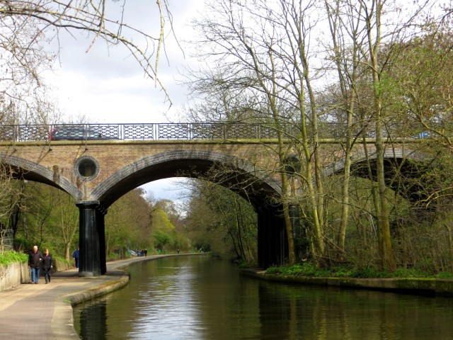 Macclesfield Bridge, Regent's Park