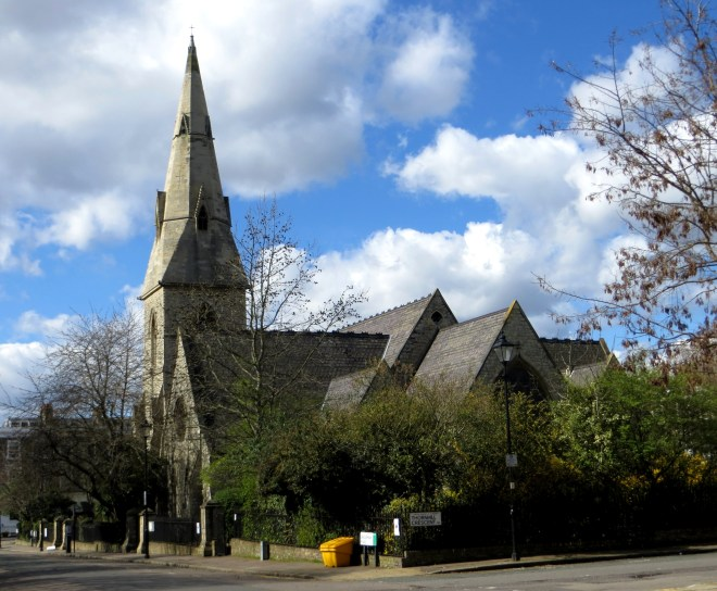 St Andrews Church, Thornhill Square