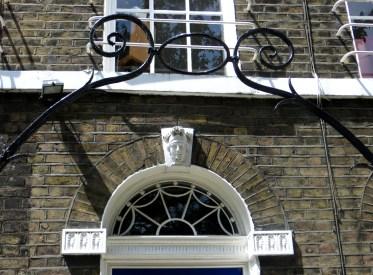 Details in Duncan Terrace