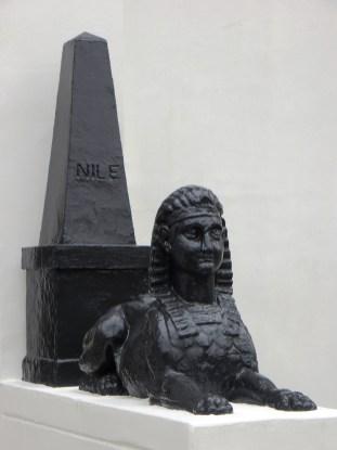 Richmond Avenue Statues
