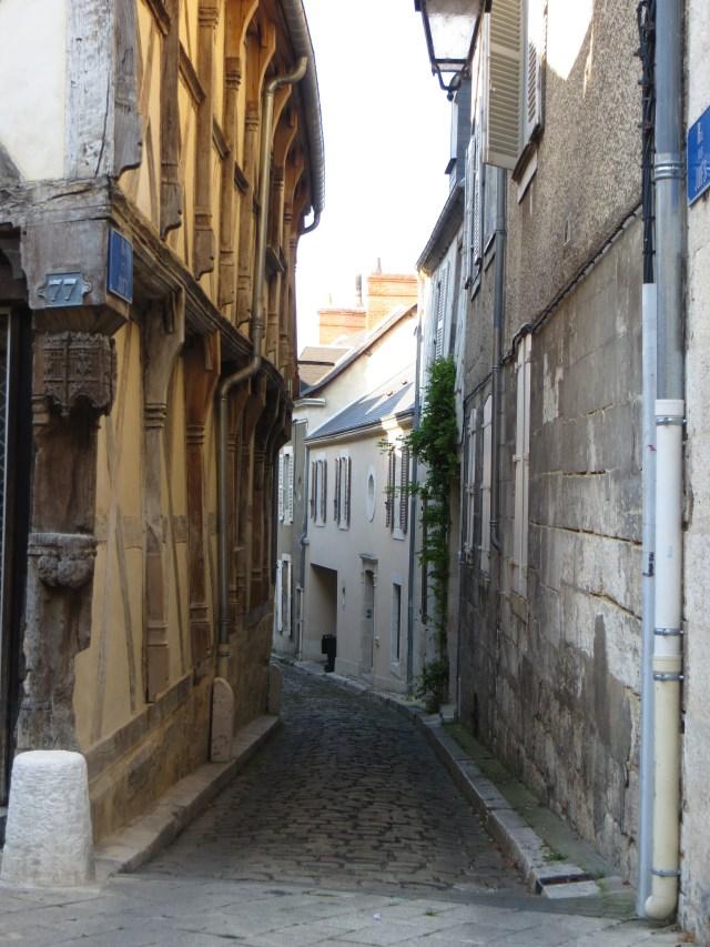 Rue des Juifs, Bourges