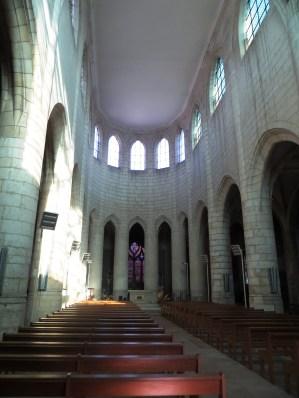 Interior of Saint Bonnet