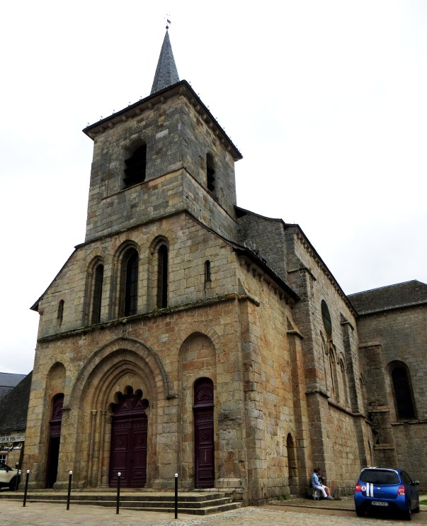 The Abbey of Saint Andre