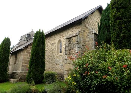 Chapel in Barsanges