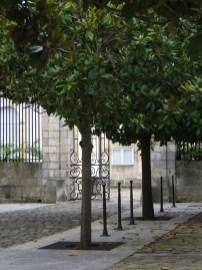 In the old quarter, Issoudun