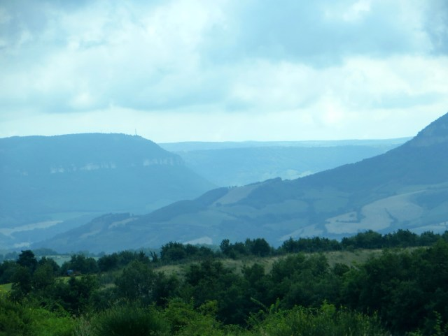 The Causses around Millau