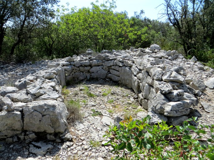 Tombe de Cazarils no.2