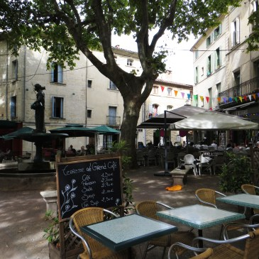 Travel in France – Uzes