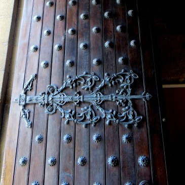 Travel in France – Ironwork in Uzes