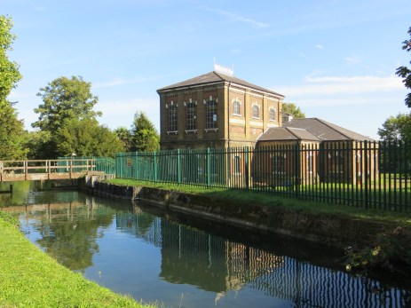 Highfield Pumping Station (1885) at Ford's Grove
