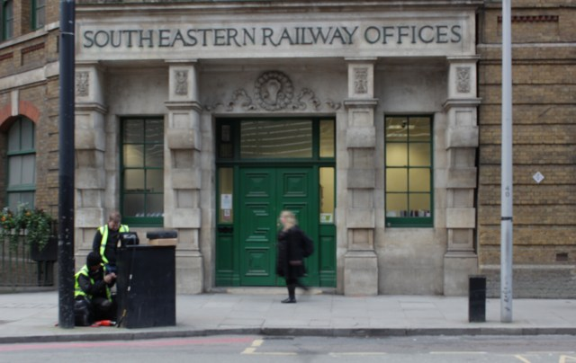 South Eastern Railway Offices, Tooley Street