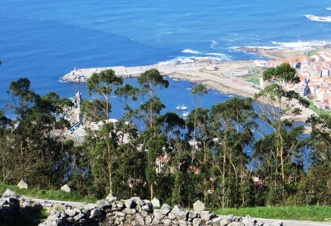 Guarda from Castro de Santa Trega