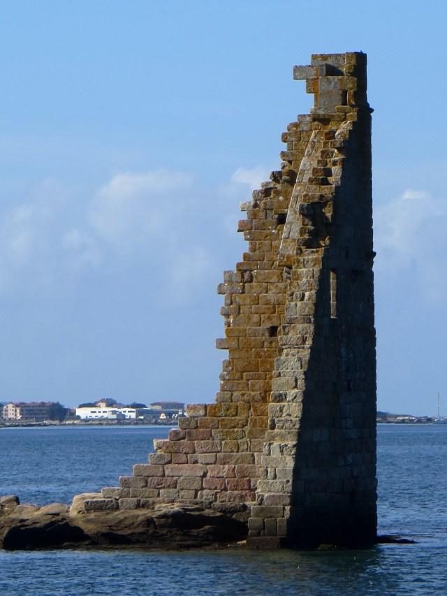 The watch tower of San Sadurnino