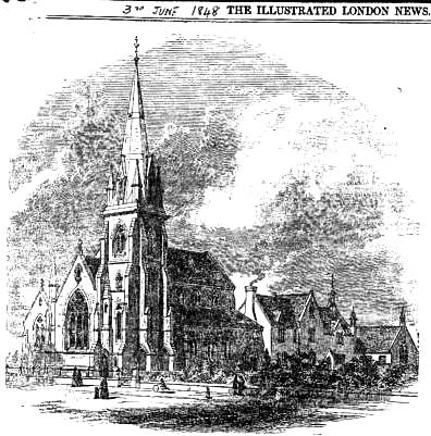 St Paul's Church, Kipling Street, Southwark