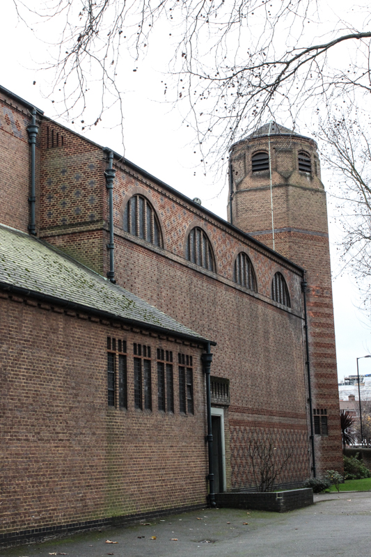 Most Holy Trinity Church, Dockhead