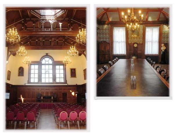 St Thomas Hospital, Great Hall and Committee Room