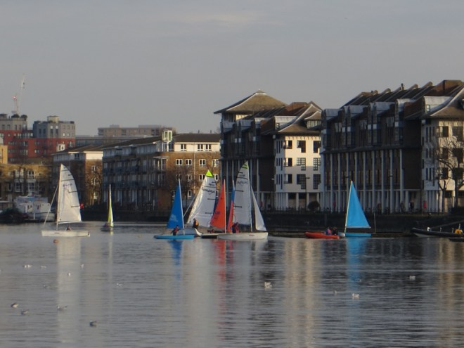 Greenland Docks