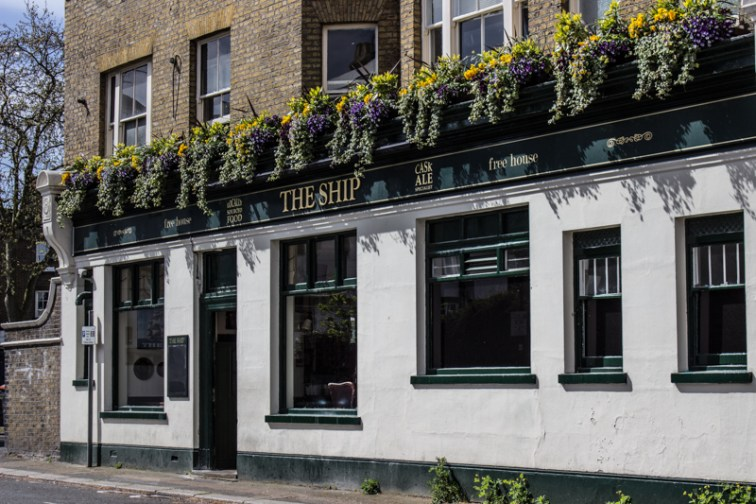 The Ship Inn, St Marys Gardens