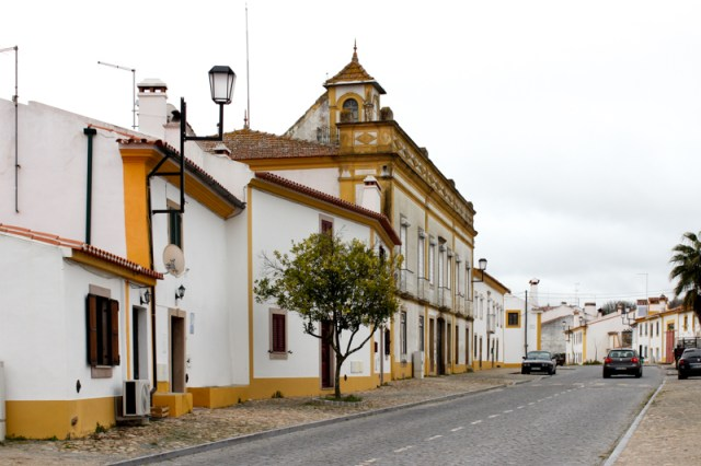 Main street, Flor da Rosa