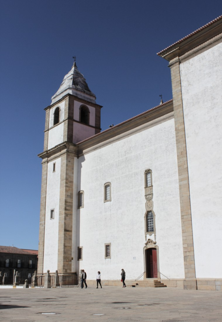 The Church of Santa Maria da Devesa
