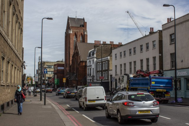 Kennington Lane today