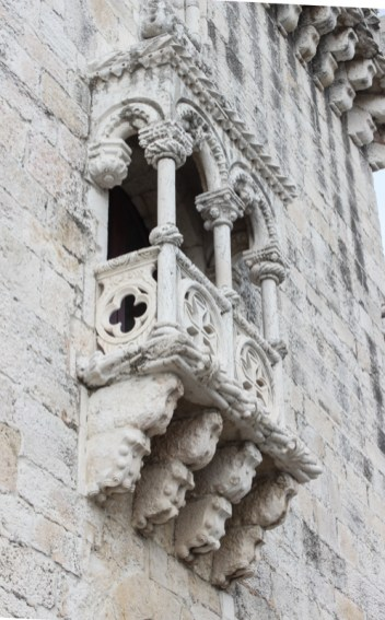 Balcony in the Tower