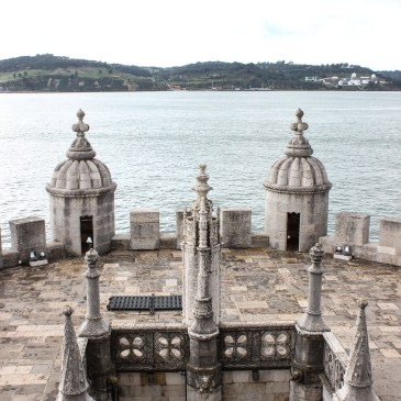 Travel in Portugal, Day 9, Tower of Belem, Lisbon