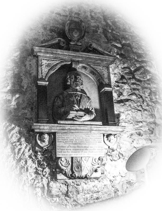 Edward Cooke, St Bartholomew the Great