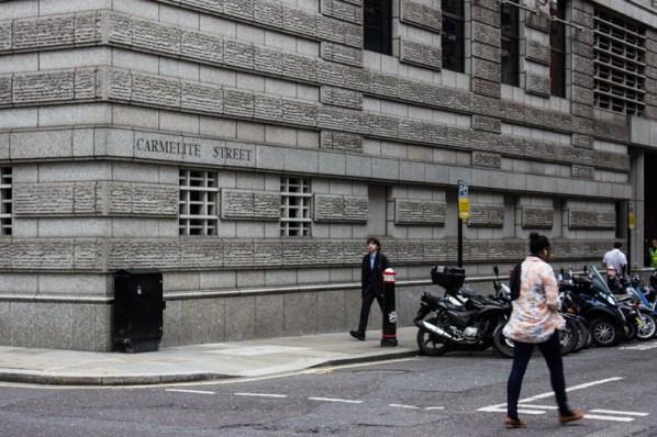 Carmelite Street