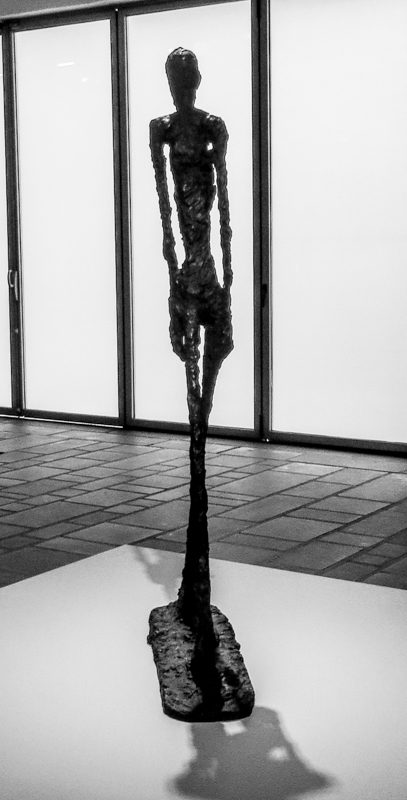 Man Walking, Giacometti