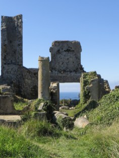 The ruins of Saint-Pol-Roux's Manor House