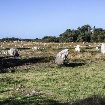 Alignments of Menec at Carnac