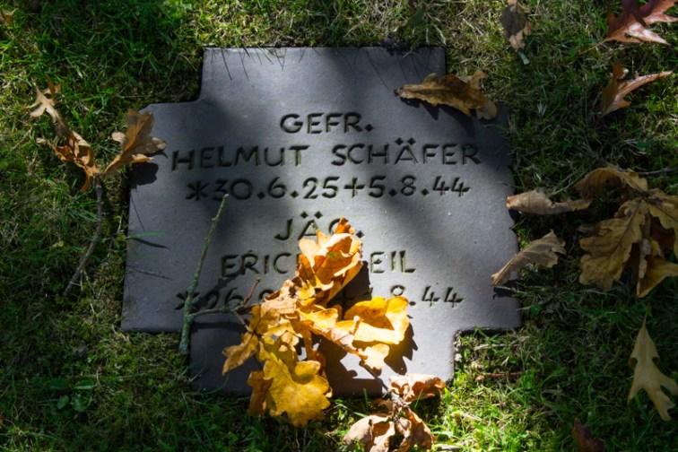 Marigny WWII Cemetery