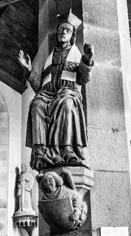 St Yves, Plougonven