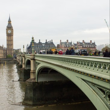 Westminster Bridge – Thames Tour, Bradshaw's Handbook, no.113