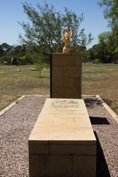 The Memorial at the Women's Memorial, Bloemfontein