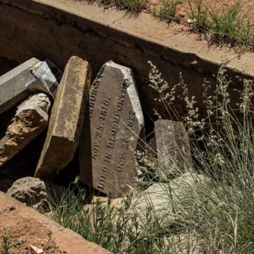 The President Brand Cemetery, Bloemfontein