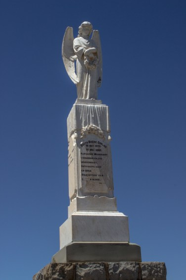 The Memorial in Bethulie