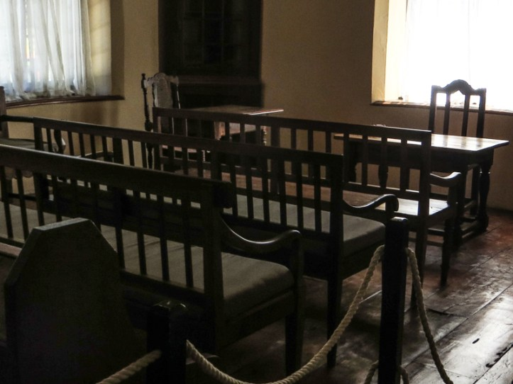 The Courtroom, The Drostdy, Swellendam