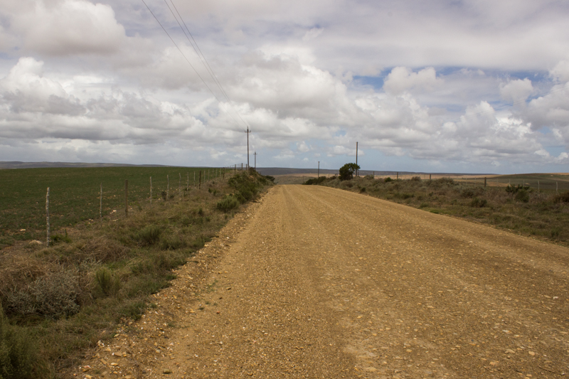 The road from Spitskop to the N2